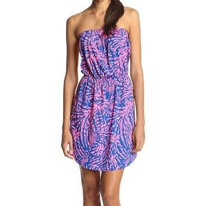 Lilly Pulitzer | Windsor Strapless Dress